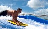 Simulador de surf Flowrider