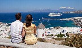 Cruceros por el Mediterráneo oriental