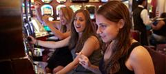 Acción en el casino