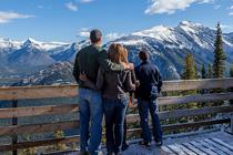 Cruisetours por las Montañas Rocosas canadienses
