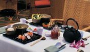 Restaurante de sushi Jade