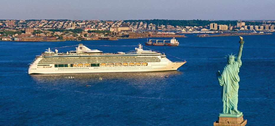 Cape Liberty Nueva Jersey Royal Caribbean International